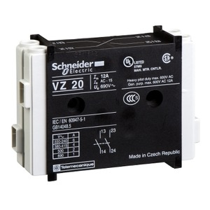 VZ20 2N.O. ADD-ON CONTACT MODULE