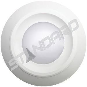 63644 LED/DL4/10W/30K/RETRO/WH/