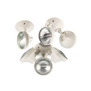 RS2012V9W DOUBLE HEAD WHITE