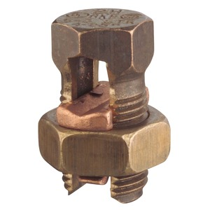 30H SPLIT BOLT CONN 6-4/0