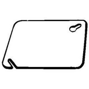 SD52C1 4 SQ.BLANK COVER