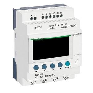 SR3B101BD ZELIO2 MOD LOCK 10I/O 24DC
