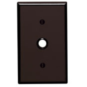 85018      1G T/PHONE PLATE BROWN