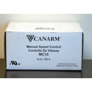MC-15   SPEED CONTROL   12 FANS**