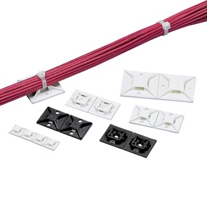 ABM3H-A-L ADHESIVE BACKED MT/CABLE TIE