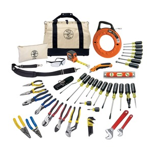 80141  41-PIECE JOURNEYMAN'S TOOL SET