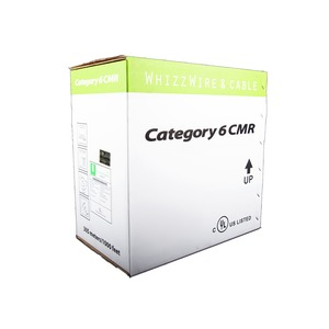 CAT6CMRWHT CAT6 CMR WHITE 305M