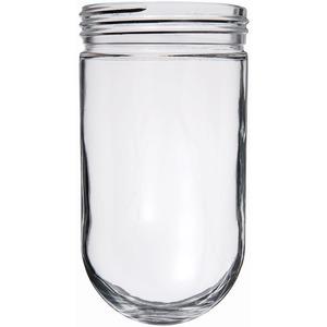 GL100 CLEAR GLASS GLOBE