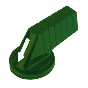 9001G24 GREEN GLOVED SWIT KNOB