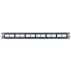 CPP24WBLY MINI-COM 24P PATCH PANEL