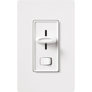 S-603P-WH-CSA DIMMER SLIDE 3W WH PRESE