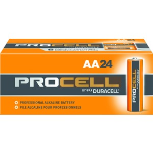 PC1500BKD BATTERY ALKALINE AA DUR