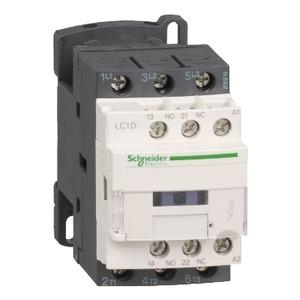 LC1D12X7 CONT. 12A 3 POLES 600VAC