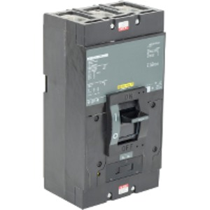 LHL36400MB 3P, 600V, 400A MCCB,