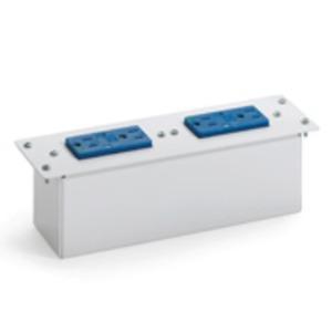 47605-DP POWER BLOCK DOUBLE/DLST/WHIT