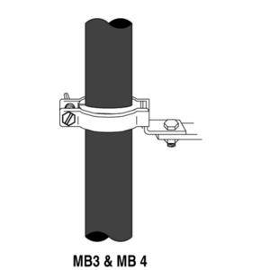 MB4  MOUNTING BRACKET