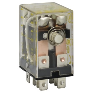 8501RS42V24 PLUG-IN RELAY 240VAC 10AT-R