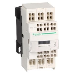 CAD323BD IND. RELAY 3NO+2NC COIL 24VDC
