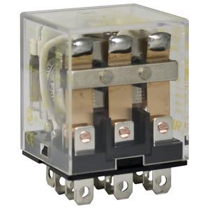 8501RS43V14 PLUG-IN RELAY 240VAC 7.5AT-R