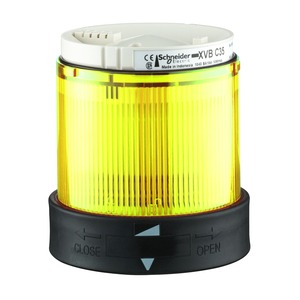 XVBC2G8 ILL LENS STEADY LED YELLOW 12