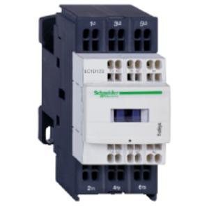 LC1D123BD CONT. 12A 3 POLES 24VDC