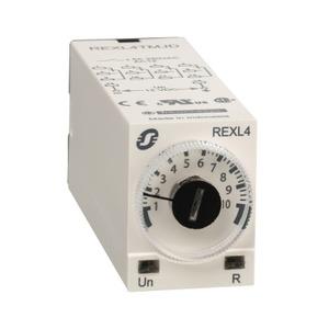 REXL4TMBD PLUG-IN TIMER ON DELAY 24VDC
