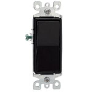 5603-P2E INT DECORA 3W BLACK