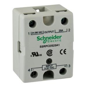 SSRPCDS10A1 SS REL PNL MNT 280VAC 10A