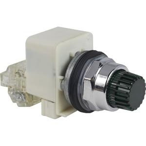 9001K2L1GH13 P-BTN 600VAC 10A30MM T-K
