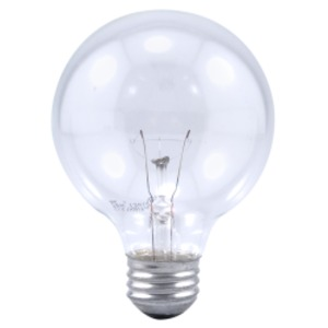 60G25/CL/RES CLEAR LAMP