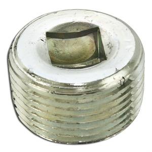 PLG50R CAP GALV.1/2  THREADED