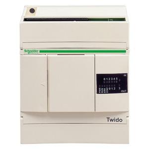 TWDLCDA10DRF TWIDO COMPACT CPU DC PS 6