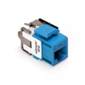 6110G-RL6 BLUE EXTREM 10G QP JACK CAT6A