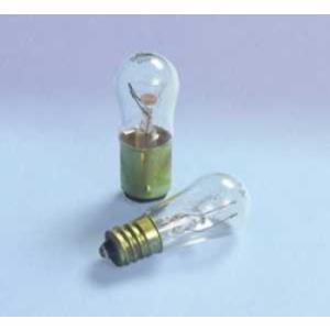 6S6/CL/BL120V 120V INC.LAMP 6W CAND.CL.