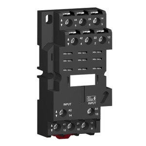 RPZF3 BASE FOR RPM3 RELAY