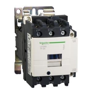 LC1D50BD  CONT 50A 1NO 1NC 24VDC