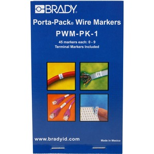 PWM-PK-1 MARKER 0 TO 9