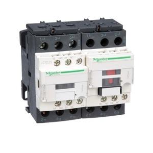 LC2D25G7 REV. CONT. 25A 3 P.120VAC