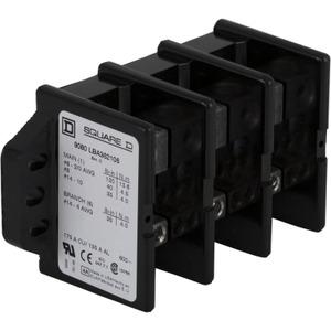 9080LBA362106 POWER DISTRIBUTION BLOCK