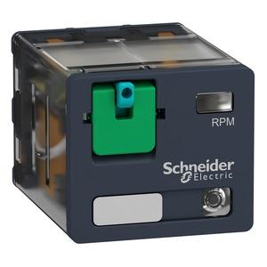 RPM32JD RELAY 3NO 15A COIL 12VDC LED