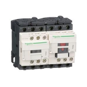 LC2D09G7 REV. CONT. 9A 3 P.120VAC