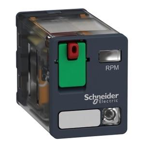 RPM22F7 RELAY 2NO 15A COIL 120VAC LED