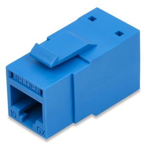 RVAMJKUTB-B24 REV 10GX JACK BLUE BULK