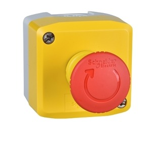 XALK178EH7 CONTROL STN E-STOP TRIGGER AC