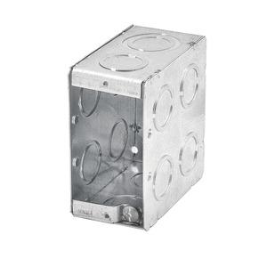BC-MBD-1K BOX 1-GANG MASONRY