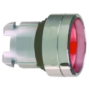 ZB4BA46 PUSH BUTTON HEAD WITH GUARD