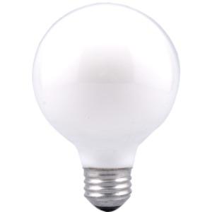 14287 40G25/W/RP 120V GLOBE LAMP