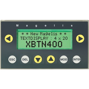 XBTN400 HMIBACK-LIT LCD4 LINES OF 20 C
