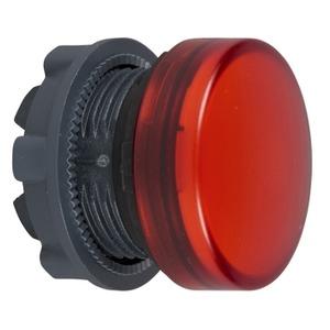 ZB5AV04  RED PILOT LIGHT HEAD INCAND