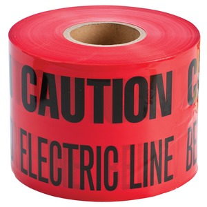 91296 BURIED CABLE TAPE 6""